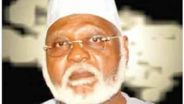 Abdulsalami Abubakar 1