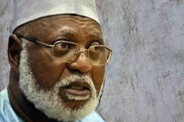 Abdulsalami Abubakar 2