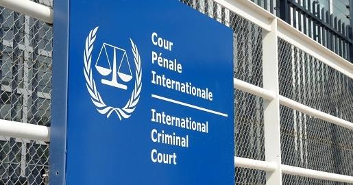 The Eagle Online. DAHK3X The Hague NL International criminal court. 27b4c09274f65