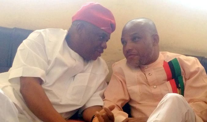 Nnamdi Kanu is in London, he went through Malaysia – Orji