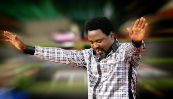 TB Joshua: 2018 will be 'battle for survival' + video – The Eagle Online