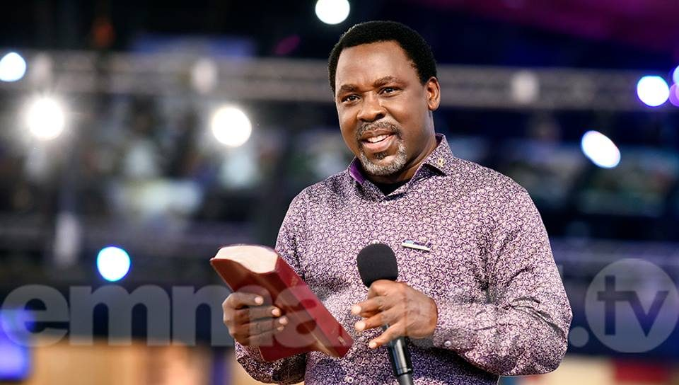 There are two Christs in the church – TB Joshua – The Eagle Online