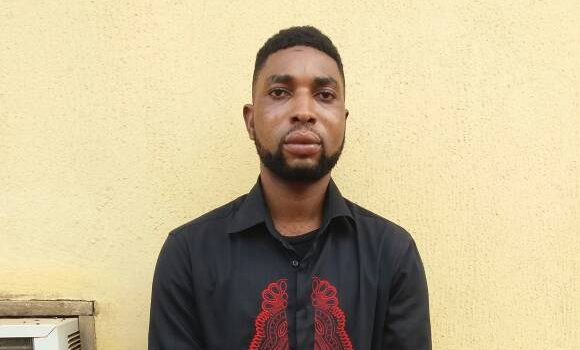 Image result for Notorious Fraudster Who Poses As Senior Police Officers, Ministers Arrested