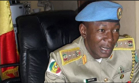 Peace Corps boss backs Buhari for second term – The Eagle Online