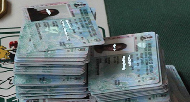 PVC, Permanent Voter Card