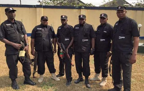 SARS, Special Anti-Robbery Squad