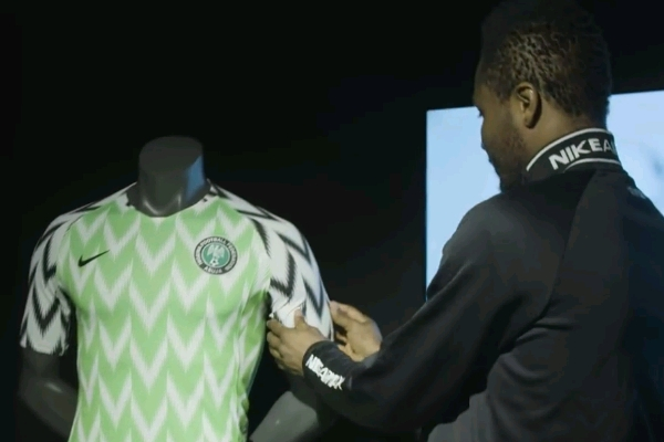 5e7dc6b6b8e FIFA adds Mikel s jersey to museum – The Eagle Online