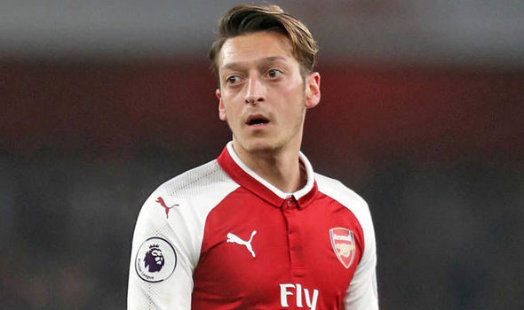 e432a5972 Arsenal hands Ozil No 10 jersey – The Eagle Online