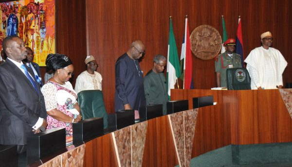 Federal Executive Council, FEC