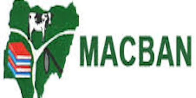 Miyetti Allah Cattle Breeders Association of Nigeria, MACBAN