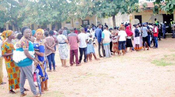 #EkitiDecides Ekiti Governorship Election