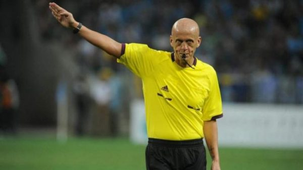 1103015495a World Cup  FIFA selects referees