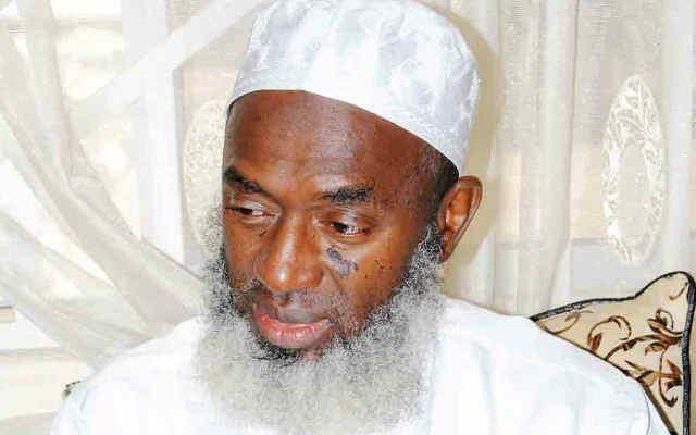 Buhari believes he's Nigeria's only saint, his aides treat him like God – Sheikh Gumi