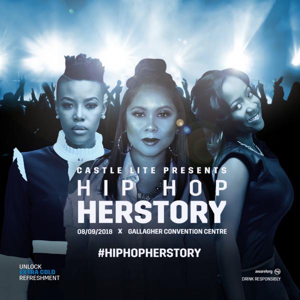 castle lite hip hop her story