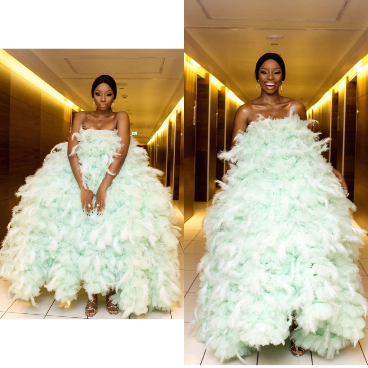 amvca bambam s choice of outfit trends the eagle online