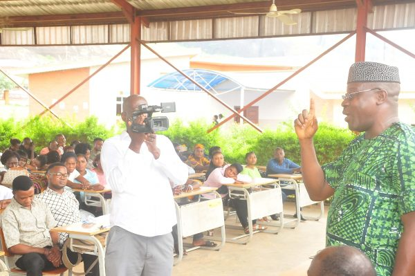 Be creative, Olowolabi charges N-Power beneficiaries – The Eagle Online