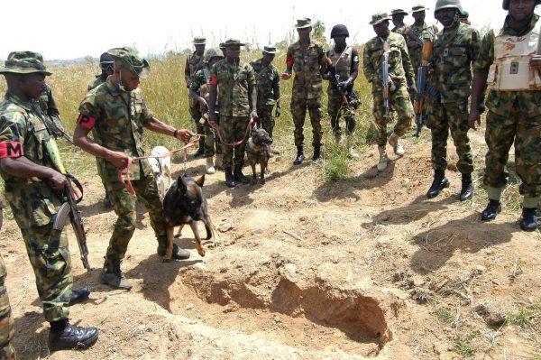 Missing Nigerian General: Community buried body secretly