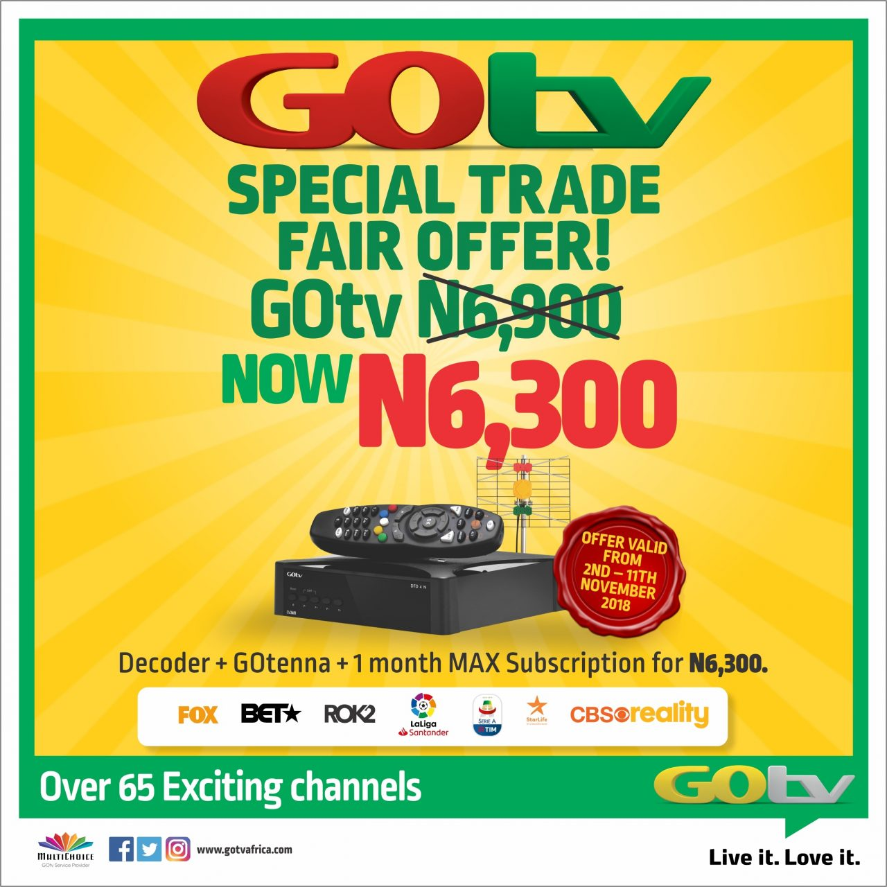 GOtv to broadcast live Serie A Week 27 matches | The Eagle