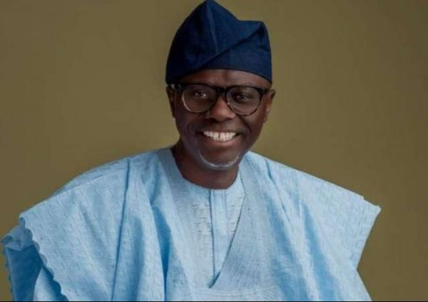 Babajide Sanwo-Olu. Photo: Legit.ng