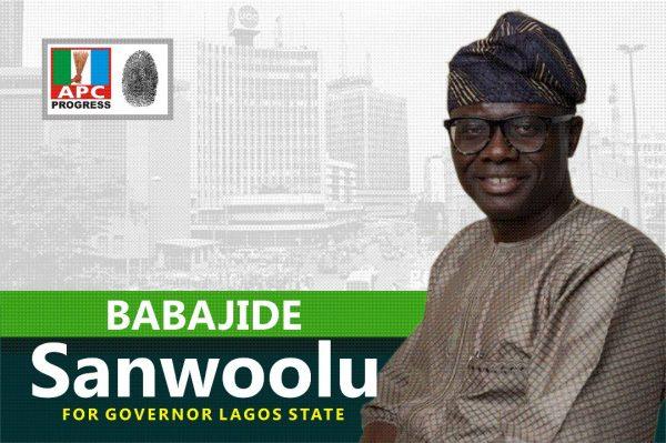 Sanwo-Olu to Jimi Agbaje: I can't wish you victory in 2019