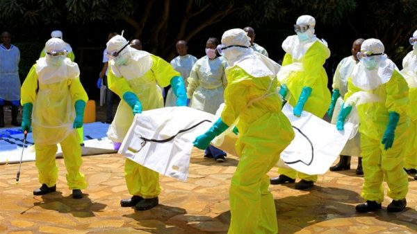 Ebola outbreak hit 1000 in DR Congo