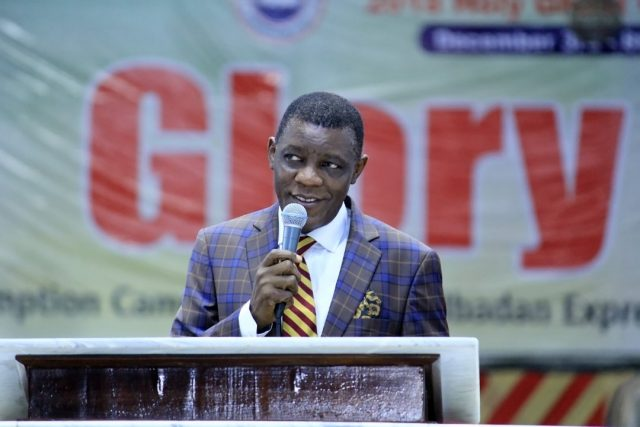 What I do to those who attack me – Pastor Adeboye – The Eagle Online
