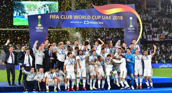Real Madrid named most valuable brand in world football