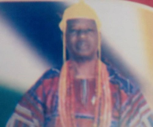Image result for monarch died ekiti