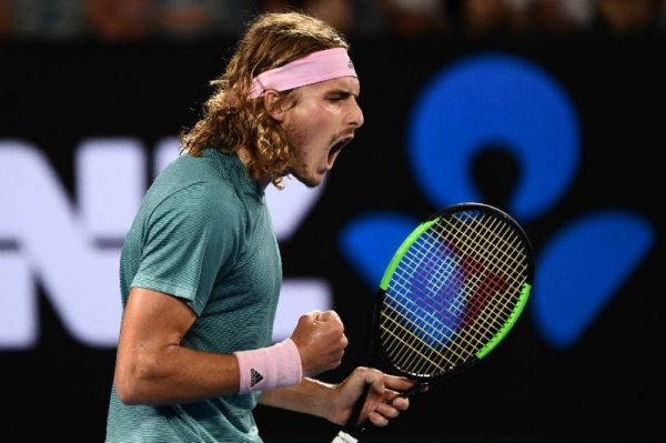 Tsitsipas has meltdown on way to upset loss at U.S. Open