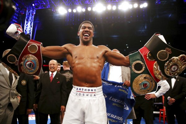 'We Can Do No More For Joshua, Wilder Fight'