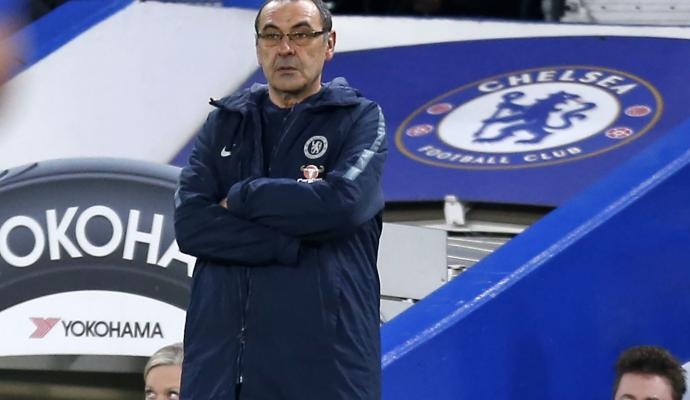 Ex-Chelsea striker Sutton: 'Erratic' Sarri running out of time