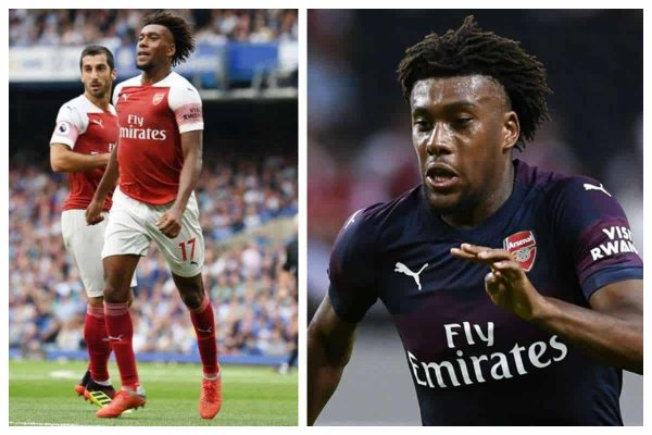 EPL: Iwobi reveals what 'demanding' Everton manager tells him in training