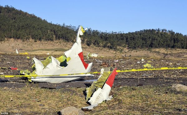 Ethiopia air crash report to be released today