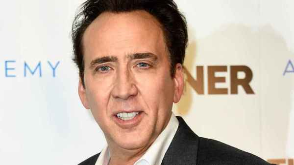 Nicolas Cage has filed for divorce, four days after getting married