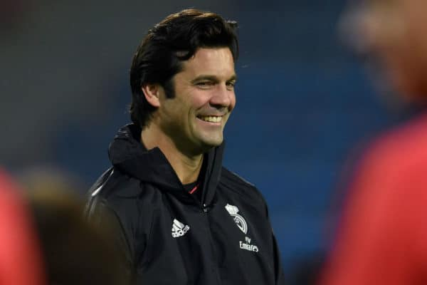 Solari shares blame for Madrid debacle with players | AP sports