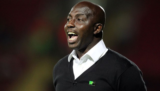 Former Super Eagles Coach, Samson Siasa Banned for Life By FIFA