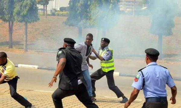 IPOB: Police arrest 140 members of pro-Biafra group in