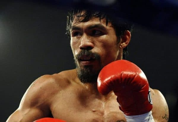 Filipino boxer and politician Manny Pacquiao launches own cryptocurrency