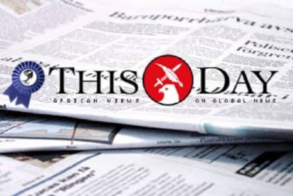 Image result for THISDAY AT 25