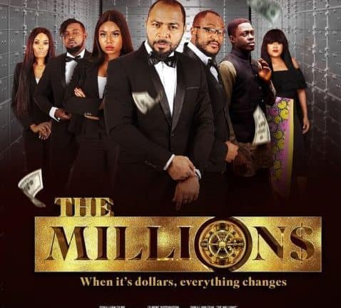 Star-studded Nollywood movie 'The Millions' set for premiere -
