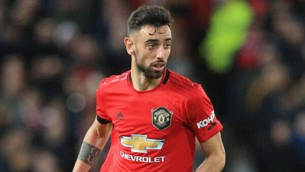 Bruno Fernandes wins Premier League player of the month for 4th time