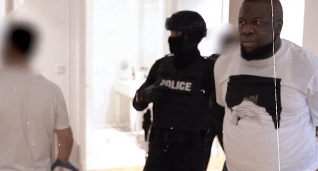 Hushpuppi, Woodberry extradited to US