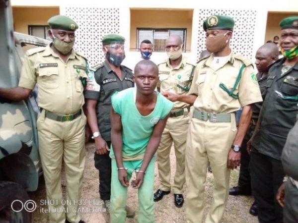 Plateau gunmen attack: Military arrest fleeing inmate -