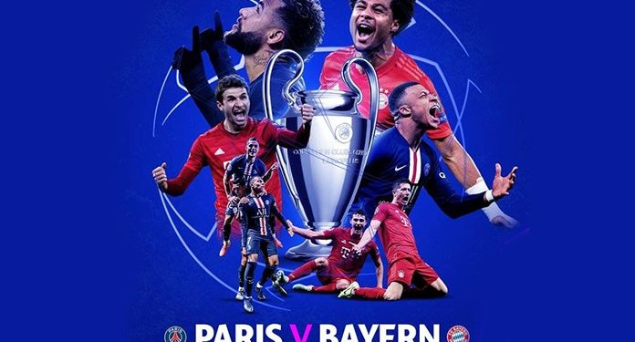 Champions League: PSG challenge Bayern crown, road to ...
