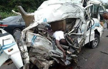 Two nurses die, 10 injured in Lagos-Abeokuta Expressway accident -