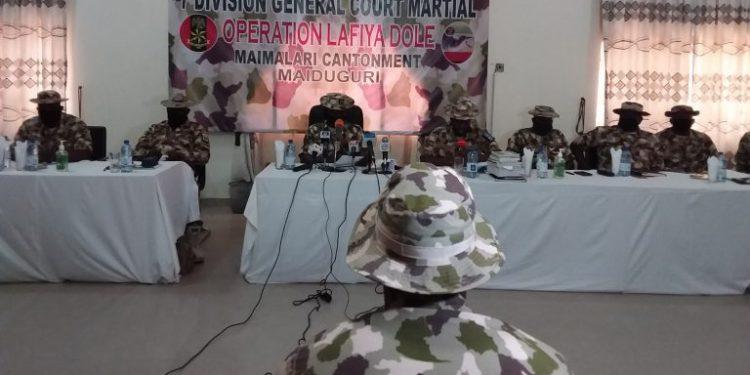 Army Court Marshal dismisses, jails soldier for defiling minor -