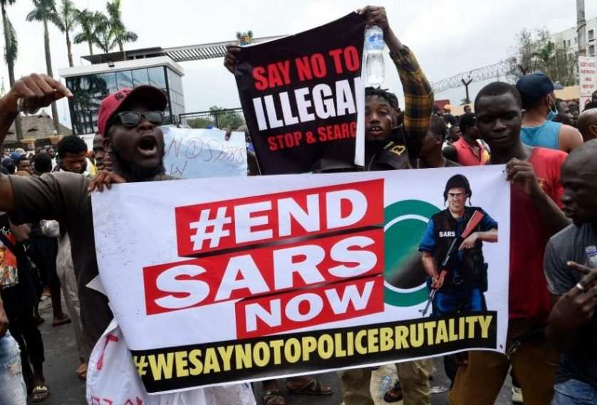 End SARS: UK parliament debate petition against Nigerian govt, security officials