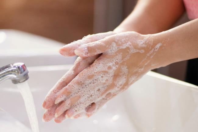 Make hand-washing your lifestyle, health expert tells Nigerians -