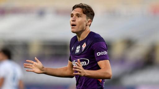 Juventus Sign Chiesa From Fiorentina