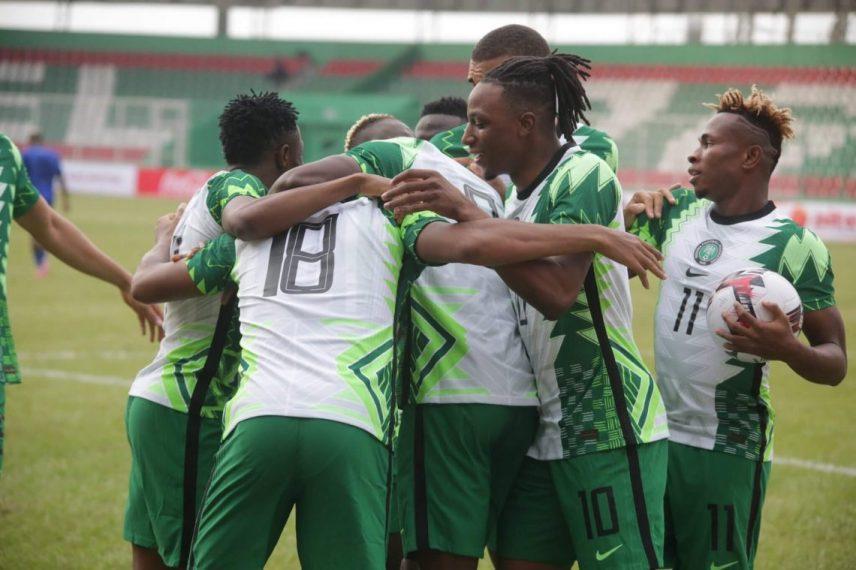 Super Eagles captain, Ahmed Musa apologises for team's performance against Sierra Leone